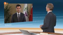 Demirtaş Alman televizyonu'na konuştu