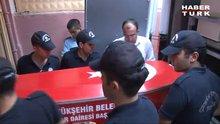 Şehit polislerin cenazeleri Adli Tıp'tan alındı!