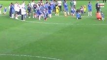 İnanılmaz transfer ilk golünü attı, taraftar stadı inletti