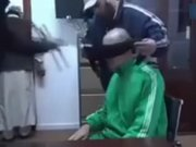 Kaddafi'nin oğluna işkence