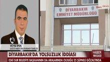 Diyarbakır'da yolsuzluk operasyonu