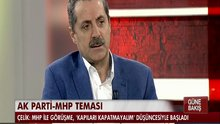 Ak Parti - MHP Teması