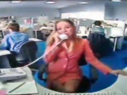 Ofis ortamında çıldıran insanlar