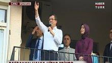 Başbakan Davutoğlu Ceylanpına'da konuştu