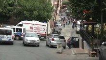 ABD Konsolosluğu önündeki polislere silahlı saldırı