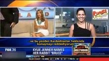 Haber sunucusu, Kim Kardashian haberine isyan etti