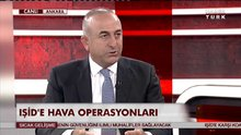 Dışişleri Bakanı Çavuşoğlu Habertürk'te!
