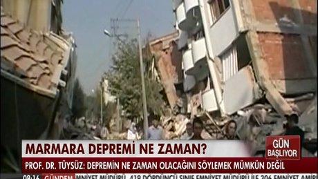 Marmara depremi ne zaman?