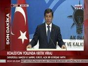 Başbakan Davutoğlu'ndan açıklama