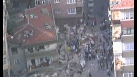 Marmara Depremi arşiv görüntüleri