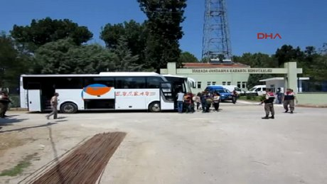 Kırklareli'nde 5 günde 293 kaçak yakalandı
