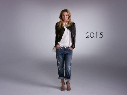 Kadın modasının 100 yıllık tarihi