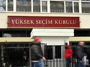YSK seçim için 1 Kasım dedi