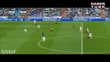 Galatasaray'ın Real Madrid maçındaki tiki-taka şovu!