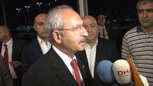 Kılıçdaroğlu'ndan, Başbakan Davutoğlu'nun çağrısına yanıt