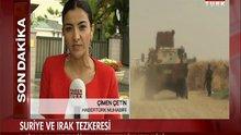 Suriye ve Irak tezkeresi