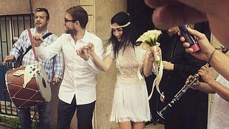 Murat Dalkılıç ve Merve Boluğur evleniyor