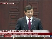 Başbakan Yarbay Alkan'ın sözlerini değerlendirdi