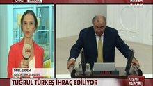 Tuğrul Türkeş MHP'den ihraç ediliyor