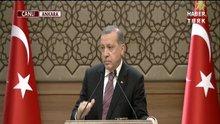 Erdoğan'dan ekonomi yorumu