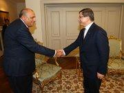 Başbakan, Türkeş ile görüştü
