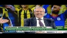 Aziz Yıldırım ve Terraneo SPORTÜRK'te - 3