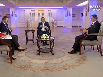 Gündem Siyaset Özel - Ahmet Davutoğlu - 1