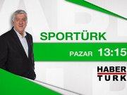 Sportürk - 30 Ağustos - 13:15