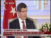 BAŞBAKAN AHMET DAVUTOĞLU HABERTÜRK'TE - 3