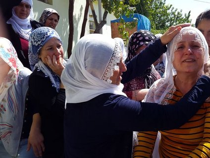Diyarbakır'da 1 polis şehit