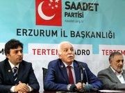 AK Parti - Saadet ittifakı mı?