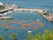 En büyük barış sembolü Bursa'da!