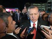 Cumhurbaşkanı Erdoğan: Affedersin bir tane manyağı bulmuşlar