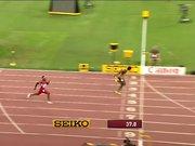 Usain Bolt madalyaları üçledi!