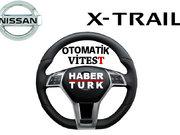 Nissan X-Trail 2016 test sürüşü