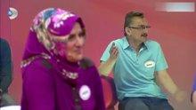 Karadenizli Hatice ve Ahmet Yazıcı çifti yine güldürdü