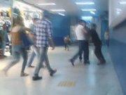 Ankara Metrosu'nda Suriyeli çocuk darp edildi