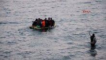 Bodrum'da kaçakları taşıyan bot battı : 11 ölü