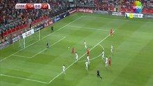 Milli Takım golü böyle kaçırdı