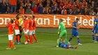 Hollanda-İzlanda: 0-1