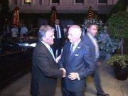 Abdullah Gül, İhsanoğlu'nun nikah törenine katıldı