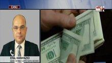 Dolar yeniden 3 tl'ye dayandı