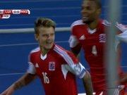 Lüksemburg: 1 - Makedonya: 0