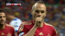İspanya: 2 - Slovakya: 0