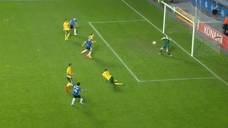 Estonya: 1 - Litvanya: 0