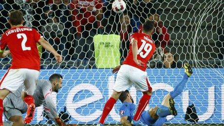 İsviçre: 3 - Slovenya: 2