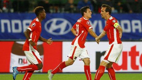 Avusturya: 1 - Moldova: 0