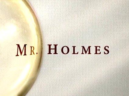 MR. HOLMES VE MÜTHİŞ SIRRI