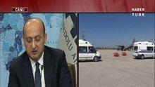 Yalçın Akdoğan'dan terör olayları açıklamaları