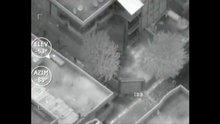 Cizre'deki operasyon havadan görüntülendi